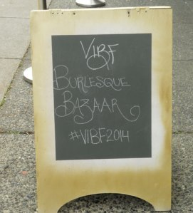 VIBF - Welcome Sign